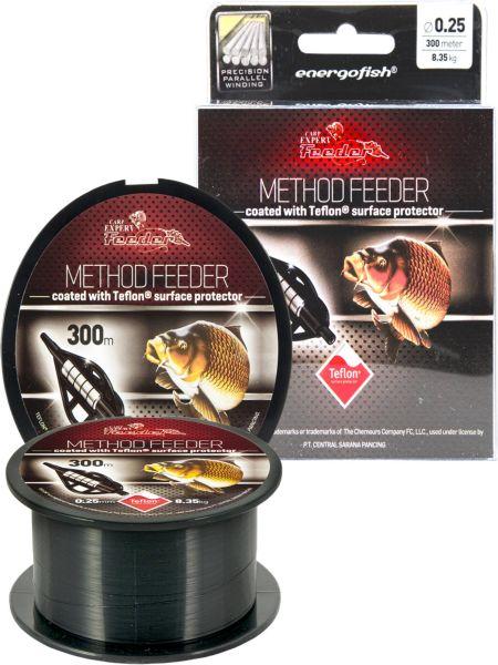 NAJLON CXP METHOD FEEDER TEFLON 0,30/300m