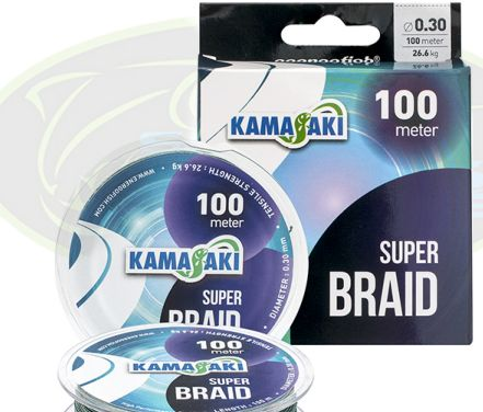 Kamasaki Super braid 100m/0,20mm 16,4kg
