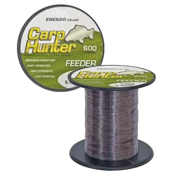 Najlon Carp Hunter feeder 600m/0,22mm  6,80kg