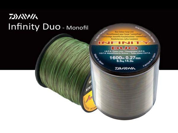 Daiva Infinity Duo Carp 0,31mm/1210m