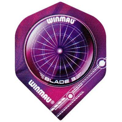 Winmau Mega standard pera za strelice