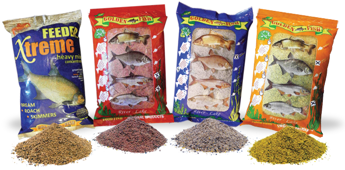 Golden Fish Classic mix 800gr
