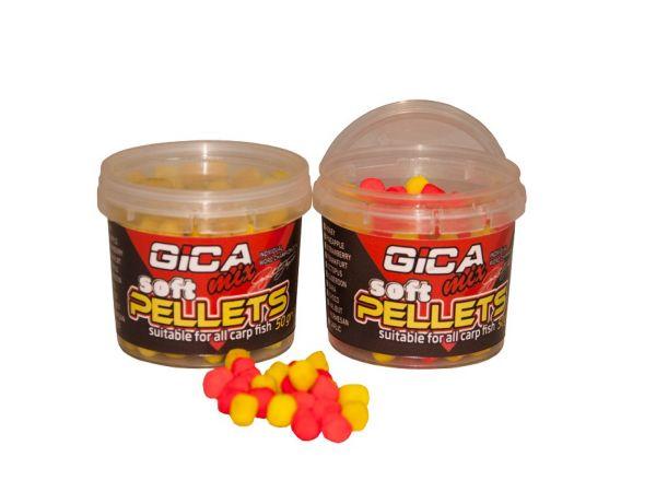 Gica mix soft pelete 50gr