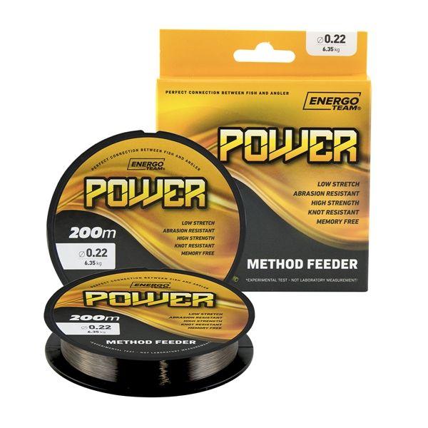 E.T. Power Method feeder 200m/0,30mm