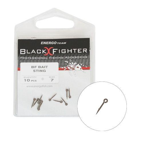 E.T. Black Fighter bait needle