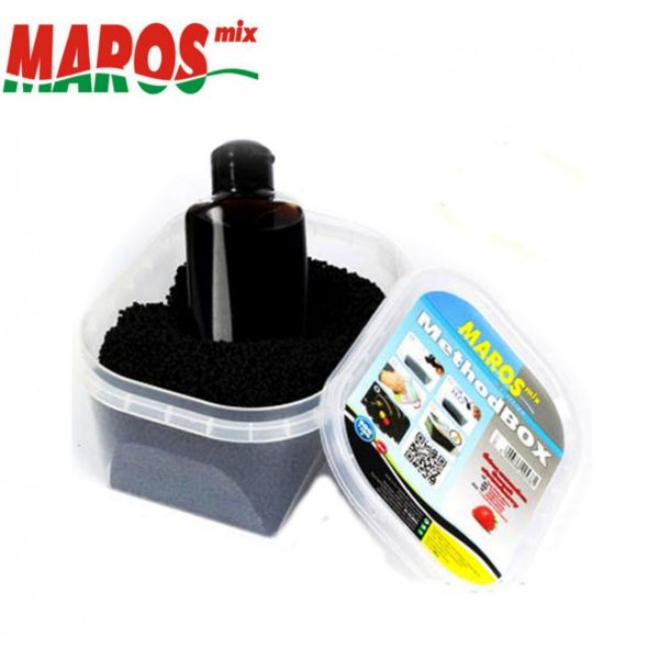 Maros mix Carp method box 500gr chilli