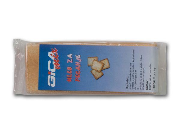 Gica mix hleb za pecanje 50gr+-5gr