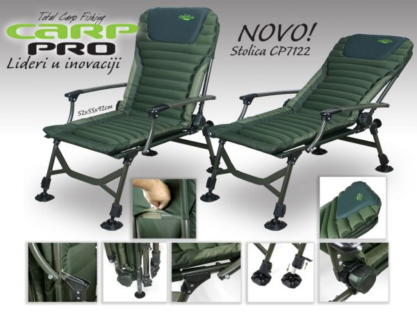 Carp Pro CP-7122