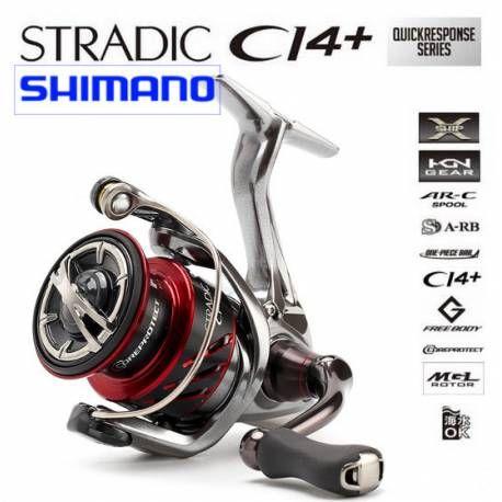 Shimano Stradic CI4+ 4000FB