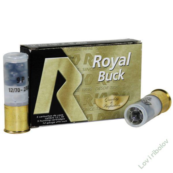 Lovački patron Rio Royal buck 11/0 12/70