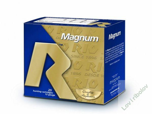 Lovački patron Rio Magnum 12/76 4mm-4,5mm