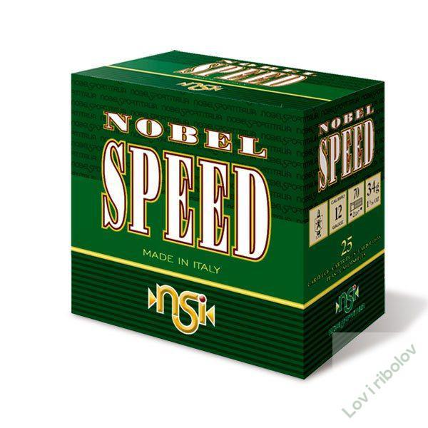 Lovački patron Nobel Sport Speed 12/70 34gr 0,2,4