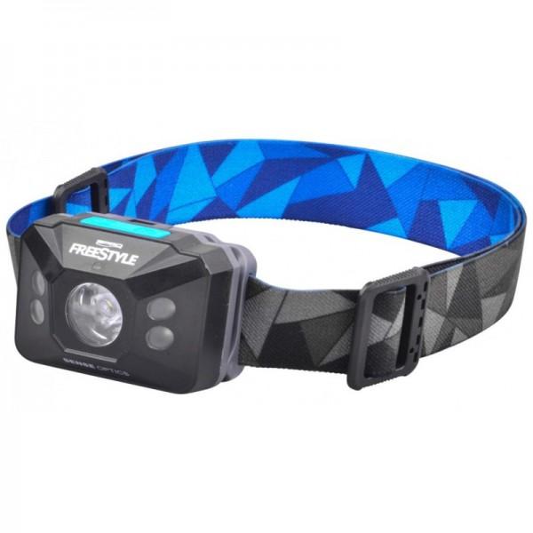 SPRO led lampa Freestyle Sense optics 140 lumens + USB