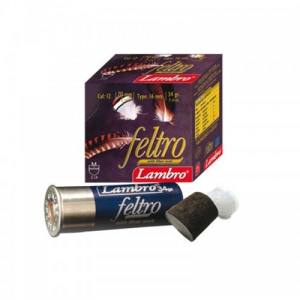 Patron Lambro Feltro 34gr 12/70