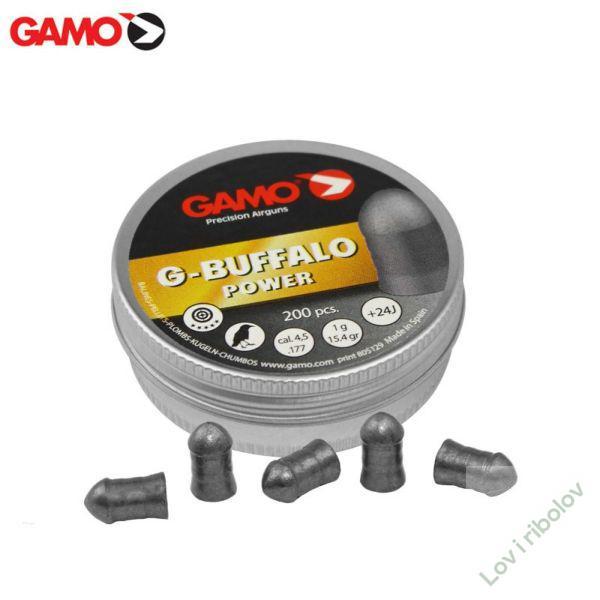 Dijabole Gamo G-Buffalo power 4,5mm