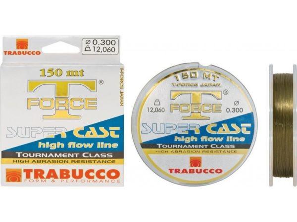 Najlon Trabucco T-force super cast 150m 0,300mm