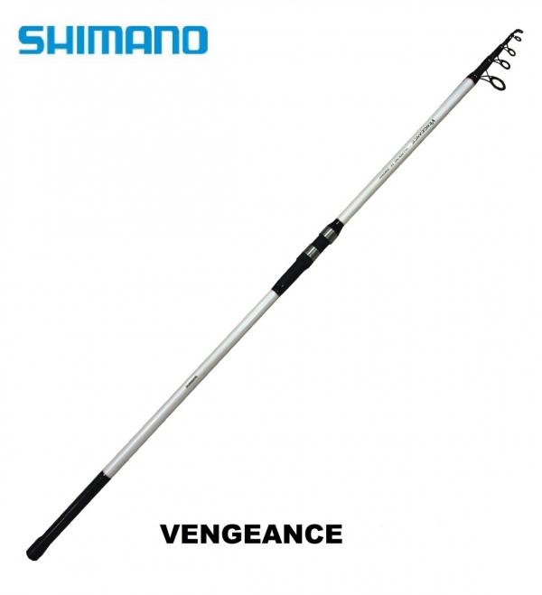 Stap Shimano VENGEANCE Slim TE 390XH