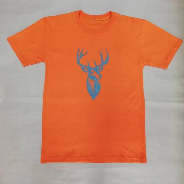 Majica za lov-fluo jelen