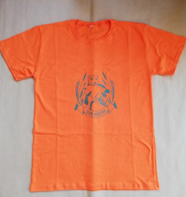 Majica za lov fluo