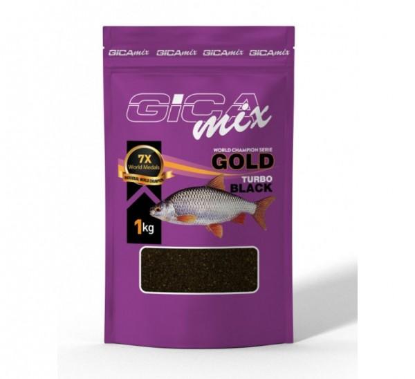 Gica Mix Gold Turbo Black 1kg