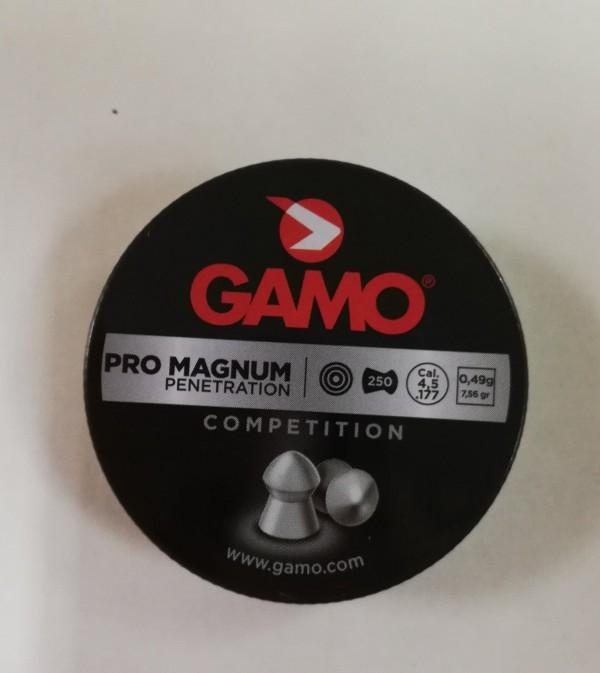 Dijabola Gamo Pro Magnum 4.5mm 1/250