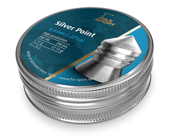 Dijabola H&N Silver Point 5.5mm 1/200