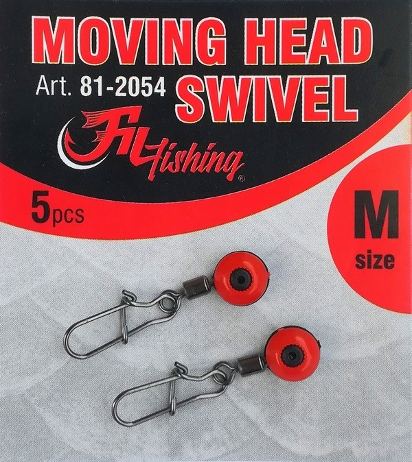 Kopce Moving Head Swivel