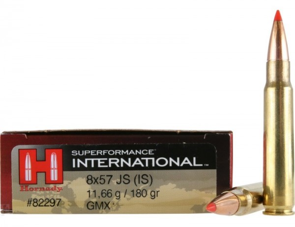 Karabinski Metak Hornady 8x57 GMX 11.7g
