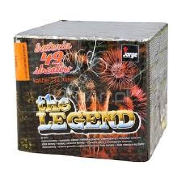 Box Legend JW407 49S Jorge