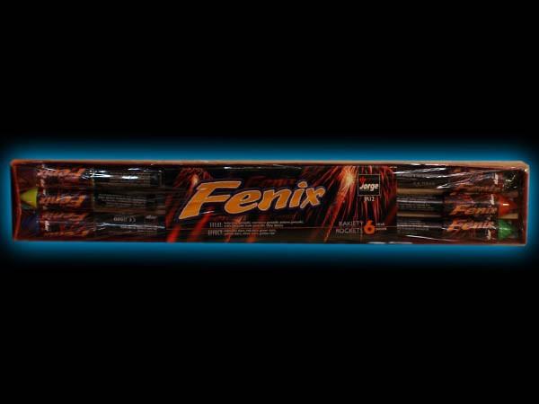 Raketa Feniks-1.kom JR12 Jorge