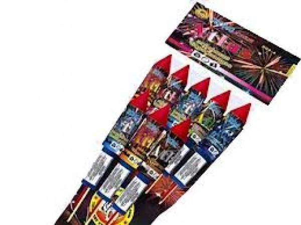 Raketa TPR804 1/8 Tropic Fire