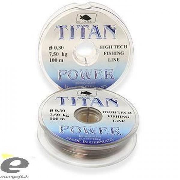 Najlon Energoteam Titan power 100m