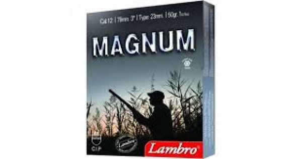 Patron Lambro 12/76 2,5 50g Magnum