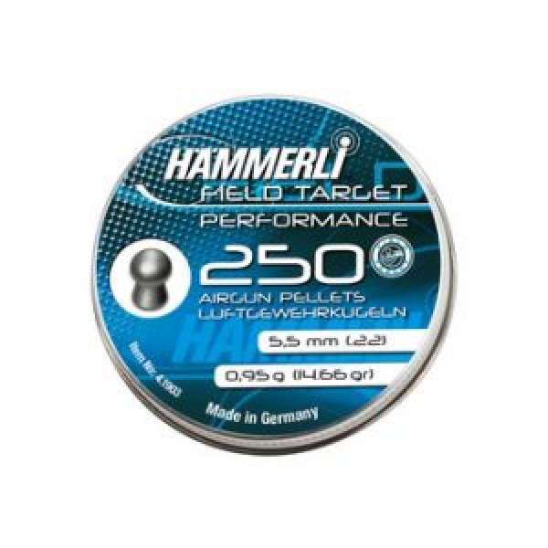 Dijabola Hammerli FT 5,5mm 1/250