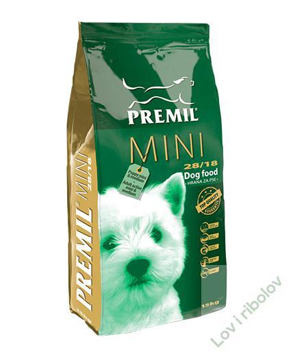 Hrana za pse Premil Top line Mini 3kg