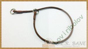 Okovratnik-davilica kožna Bane art.59/5  50-65cm/1cm