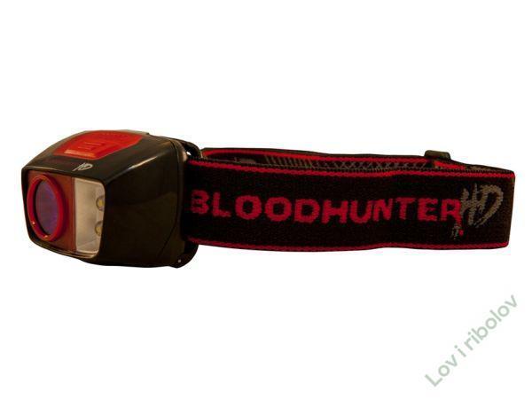 Čeona baterijska lampa Primos Bloodhunter