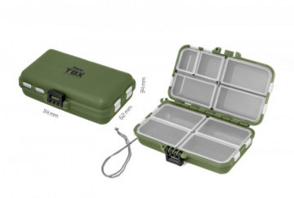 Kutija  Delphin TBX Duo 114-9P