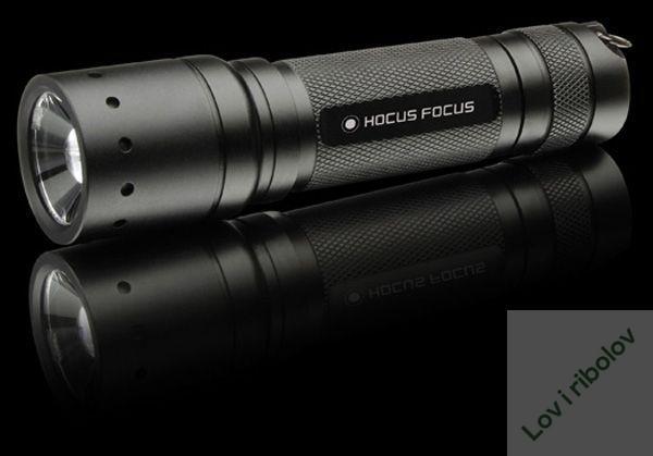 Baterijska lampa  Led Lenser Hokus Focus
