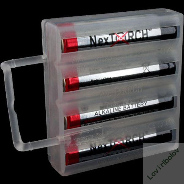 Baterija Nextorch LR6 AA  1,5V