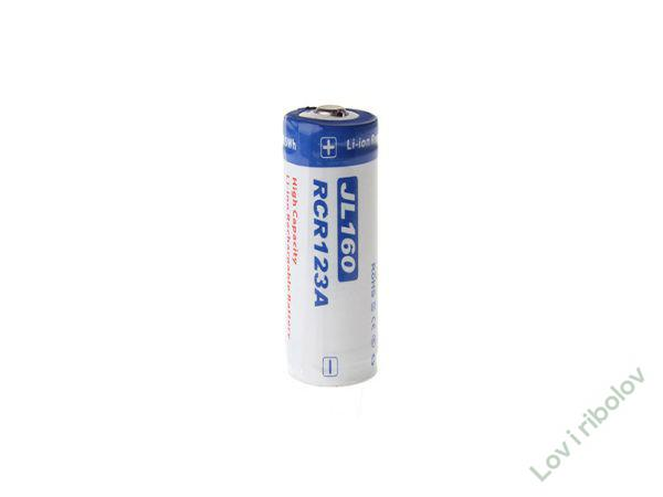 Baterija-punjiva JL 160 RCR123A 680mAh 3,7V