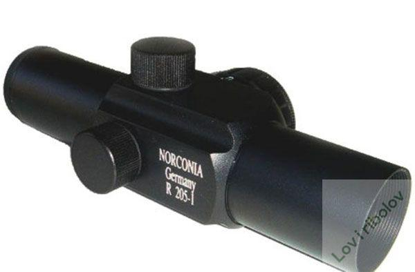 Red dot Norconia R205-1LP